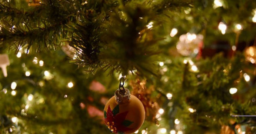 Lights out for recycling at Christmas?
