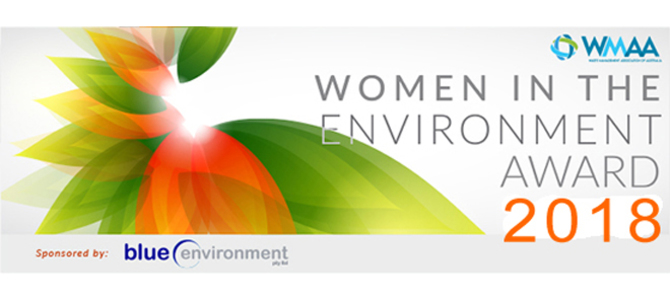 WMAA is looking for women in the environment
