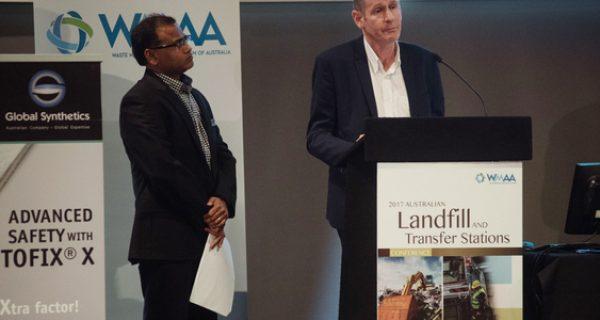 Rehabilitating a legacy landfill