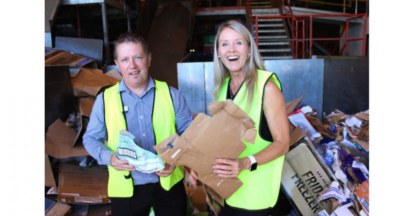 Bundaberg assures residents of continued recycling collection