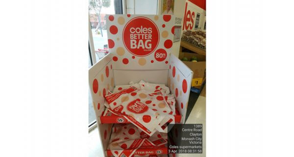 Why Coles' plastic bag backflip leaves us worse off than before