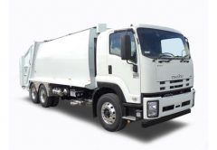 Isuzu will display its new heavy lifter at AWRE