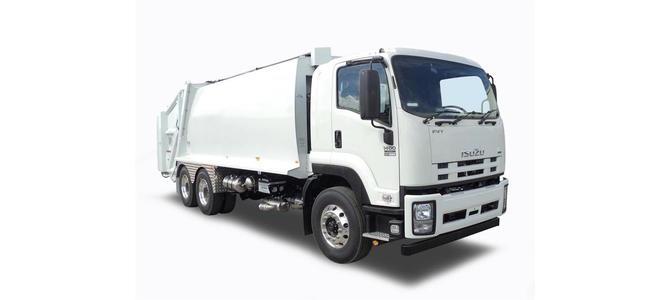 Isuzu will display its new heavy lifter at AWRE