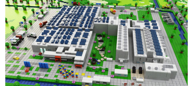 Exclusive: LEGO builds its sustainability credentials