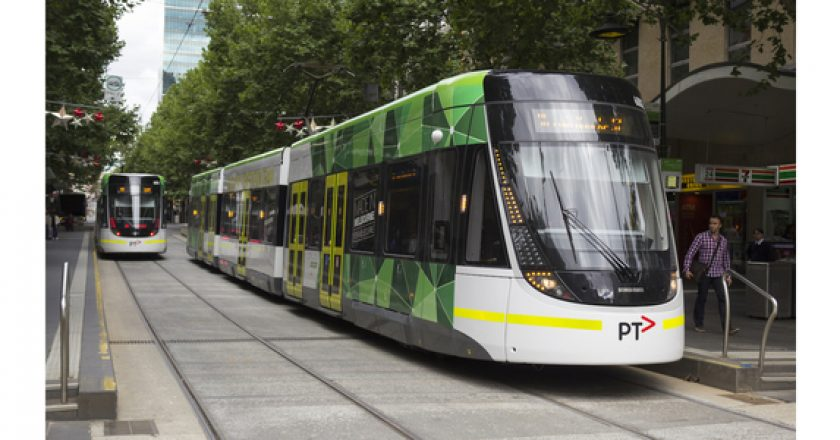 Melbourne's tram network to be powered by the sun