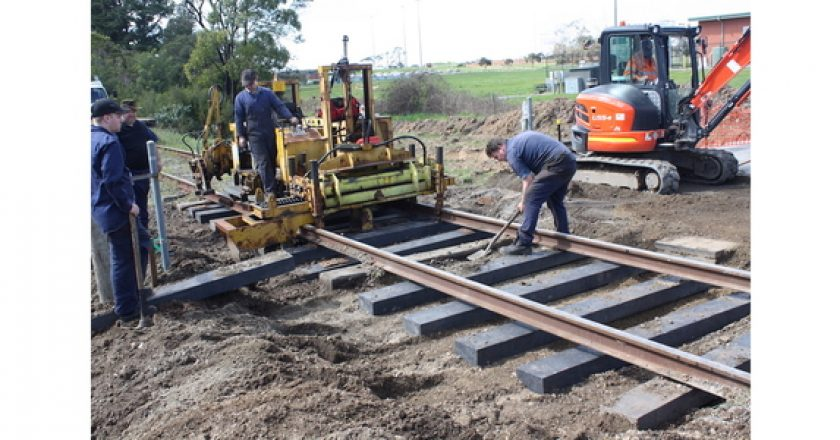 Could recycled plastic be a viable alternative for timber railway sleepers?