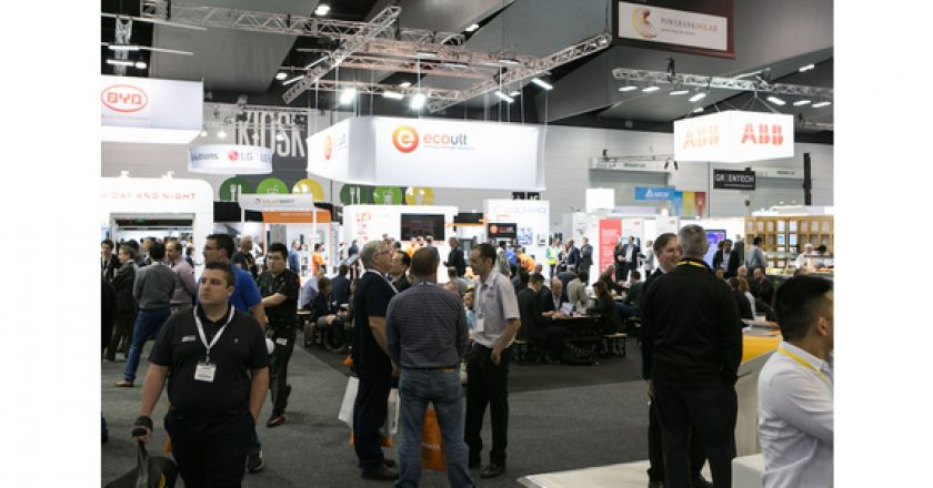 A booming solar and storage market takes centre stage at All-Energy 2017