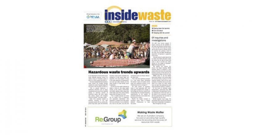 Inside Waste (Oct): Taking down the barriers