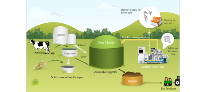 Growing a sustainable biogas sector in Australia