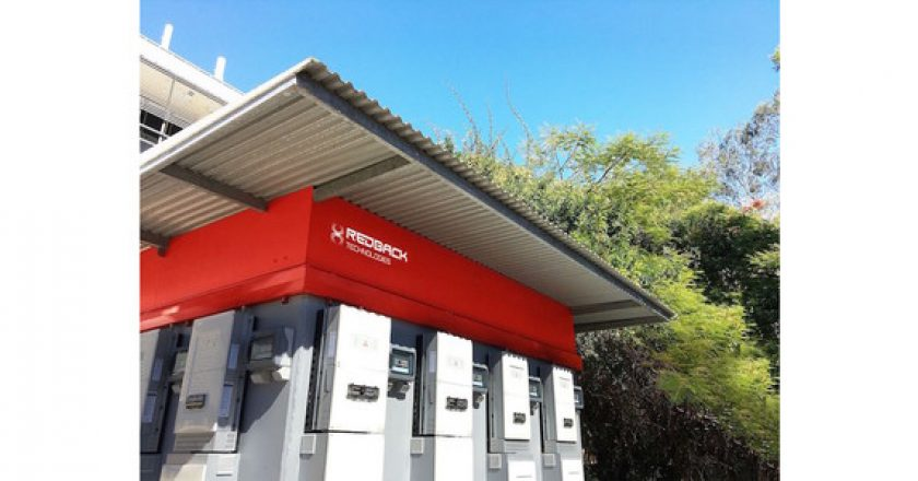 US$7m invested in Redback's smart hybrid system