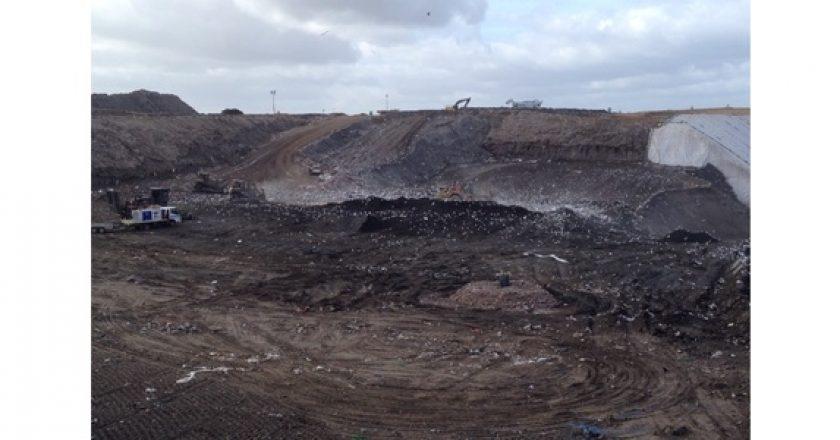 Best practice landfill management