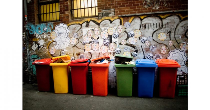 Three-bin systems - the new waste reform front